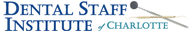 Dental Staff Institute of Charlotte, NC Retina Logo